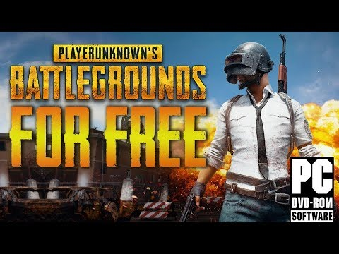 How To Get Player Unknowns Battlegrounds + Multiplayer! for FREE Crack