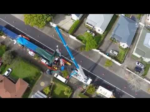 Remuera Wastewater Project - Greenlane East