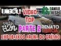 EXPOBAIXOS ARENA DO GRÊMIO RENATO GARCIA, DANILO CRESPO, D2M E DIGO THULER