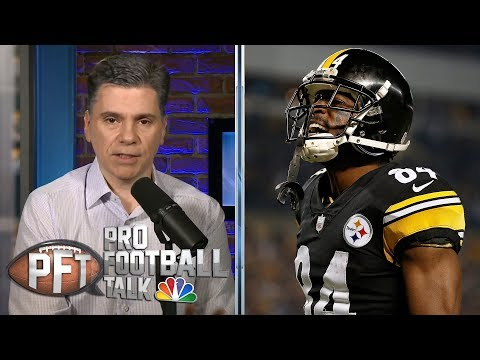 Video: Could Antonio Brown be suspended for tweets? | Pro Football Talk | NBC Sports