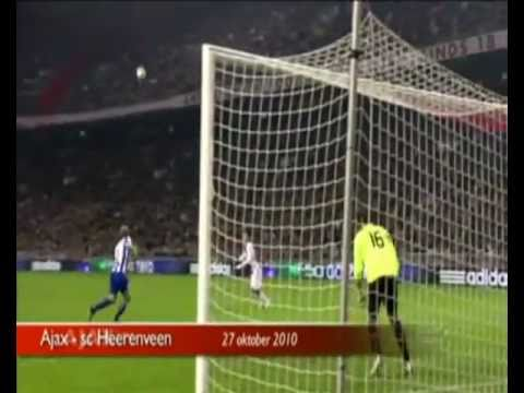 eredivisie - Top 20 goals van de Eredivisie seizoen 2010-2011 Countdown animations made by: http://www.youtube.com/user/call4theduty Eredivisie Live is eigenaar van het g...