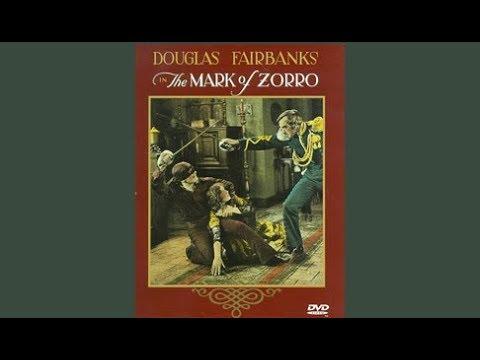 The Mark Of Zorro 1920. High Quality Without Ads