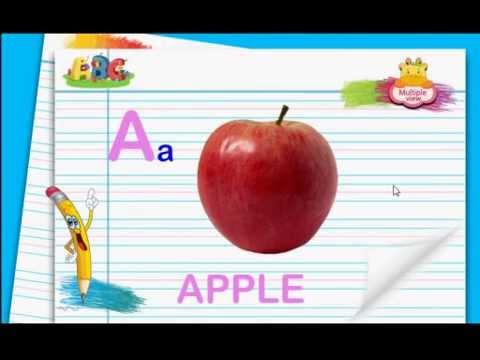 Video of Kids Learn ABC Train (Lite)