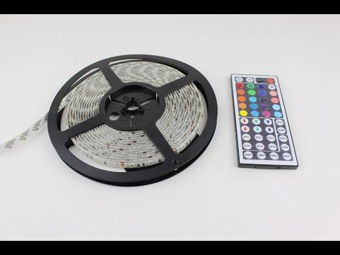 Inateck Weihnachts-Lichterkette Party-Lichterkette Strip Lights Indoor/Outdoor - Test