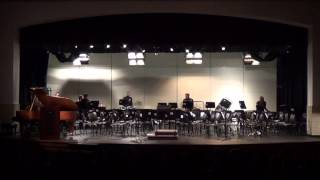 Big Country and Bayport Sketch   2015 Cox Mill Percussion Ensemble