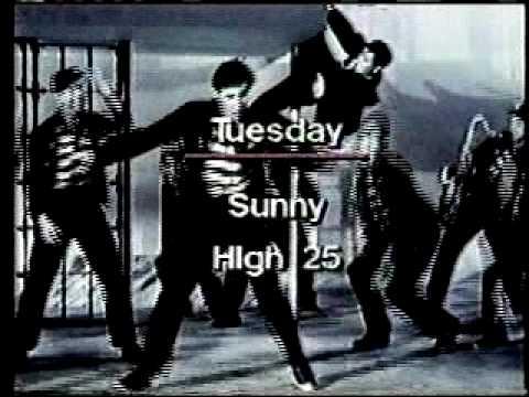 MTN News Blooper Elvis Weather