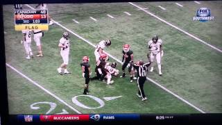 Refugio (TX) United States  city images : Incredible run in Canadian vs Refugio high school Texas 2A Div 1 Championship Game