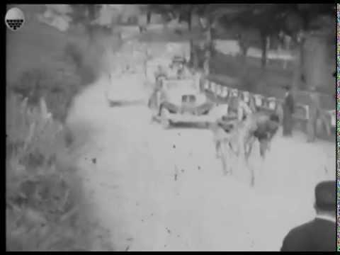 Giro d'Italia del 27 maggio 1940, decima tappa Arezzo-Firenze: la folla acclama Gino Bartali