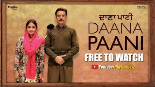 Video Daana Paani Full Movie (HD) | Jimmy Sheirgill | Simi Chahal | Superhit Punjabi Movies MP3, 3GP, MP4, WEBM, AVI, FLV Desember 2018