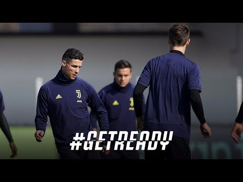 #GETREADY | Atletico-Juventus | Champions League | Day One in Madrid - Thời lượng: 2 phút, 4 giây.