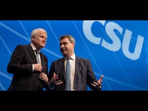 Parteitag in München: Söder schwört CSU auf Wahlkampf ...