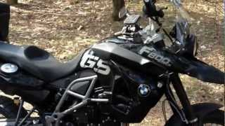 10. BMW F800 GS Triple Black 2012 PL