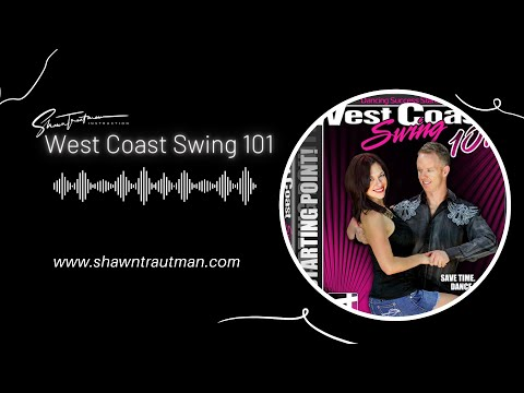 How to West Coast Swing | West Coast Swing 101 (Preview) (видео)