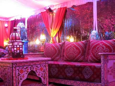 Moroccan Themed Birthday Party - Atlanta GA