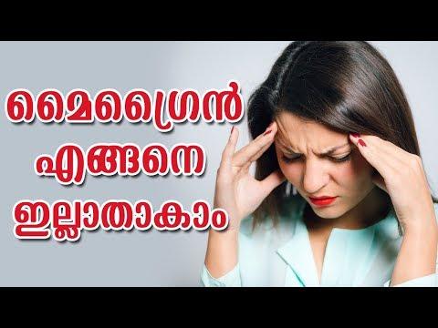 മൈഗ്രൈൻ വേരോടെ എടുത്ത് മാറ്റും ഈ വിദ്യകൾ | Cure Migraine Quickly