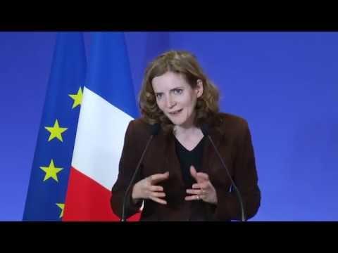Discours de Nathalie Kosciusko-Morizet