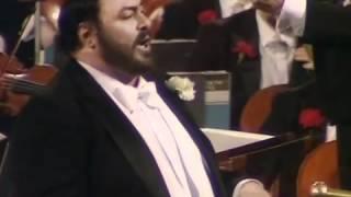 Download Lagu Luciano Pavarotti. Torna a Surriento. London 1982. Mp3