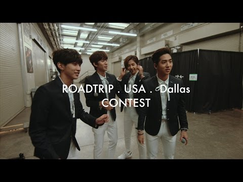 B1A4 'Road Trip - Ready?' Behind Clip #20 CONTEST