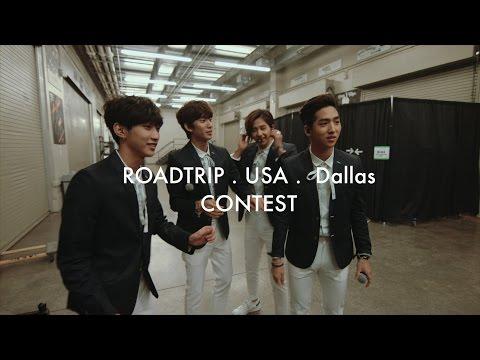 B1A4 'Road Trip - Ready?' Behind Clip #20 CONTEST