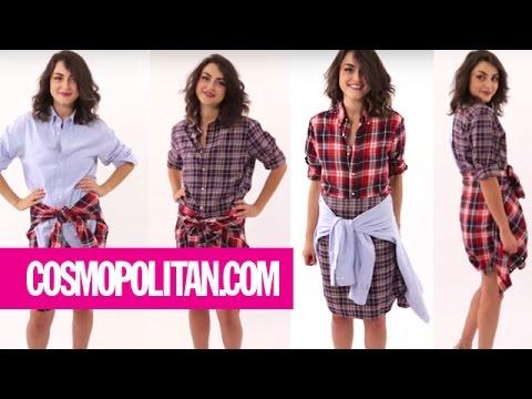 Këmishët e meshkujve janë fustane të reja! (Video)
