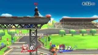 Top tier at last? [Robin] Smash 4/Wii U