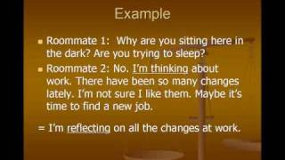 The Verb Think, Common Mistakes in English Lesson 2