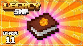 Legacy SMP - THE HOLY BEEBLE - Ep. 11 - (Minecraft 1.15 Survival)
