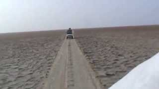Crossing The Danakil Desert Ethiopia On Our Way To Dallol