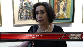 Exhibition and Book Presentation by Emma Grigoryan