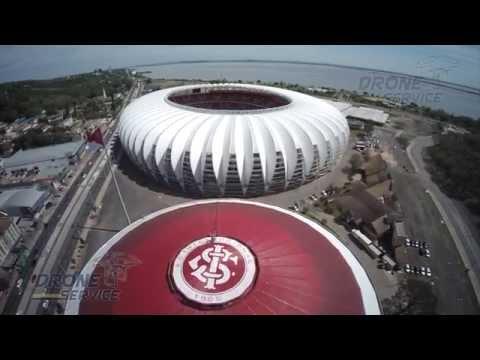Porto Alegre Drone Video