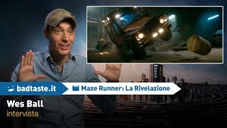 Maze Runner: The Death Cure   Wes Ball on easter eggs, scene commentary