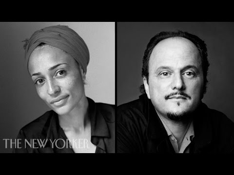 Zadie Smith and Jeffrey Eugenides on Writing | The New Yorker Festival