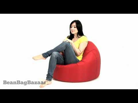 Panelled XL Bean Bag Indoor / Outdoor - BeanBag Bazaar