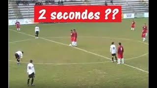 Video Les buts les plus rapides du football ! (moins 15 secondes) MP3, 3GP, MP4, WEBM, AVI, FLV September 2017