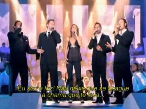 Celine Dion Dreamin´Of You (en Portugues)