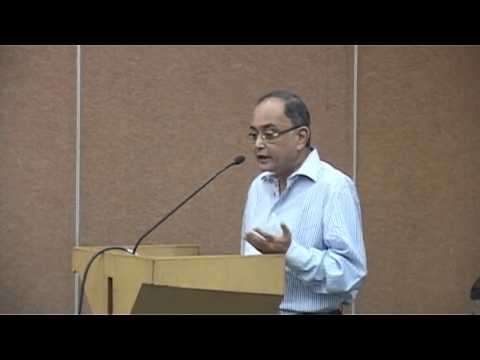 Talk by Mr. Vikram Srivastava – Seminar – September 28, 2014