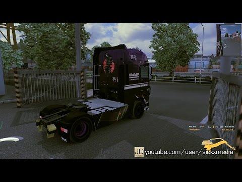DAF XF Euro 6 Samurai SFW Combo Pack