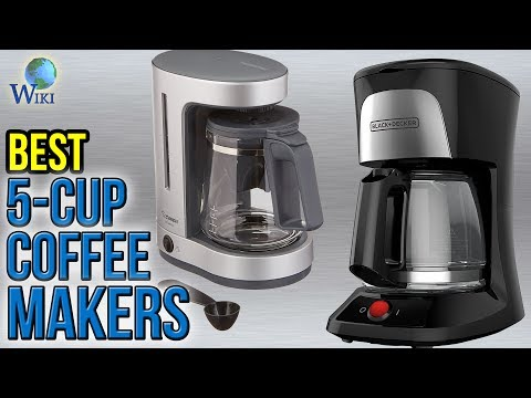 8 Best 5-Cup Coffee Makers 2017