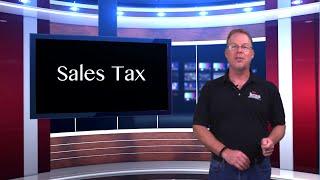 BID Report - Sales Tax Update
