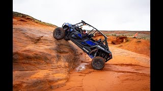 4. 2019 Polaris RZR XP 4 Turbo S at Sand Hollow Utah