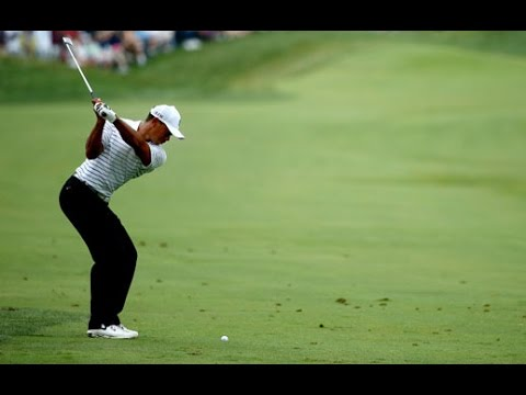 Tiger Woods Golf Swing Compilation  …