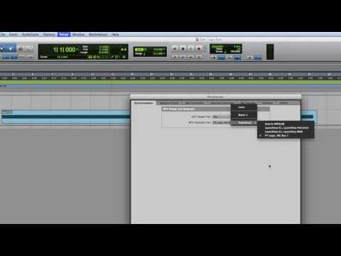 How To Sync Pro Tools 11 With Logic Pro X