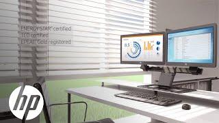 Giải pháp Camera An ninh - HP ProDisplay Monitors