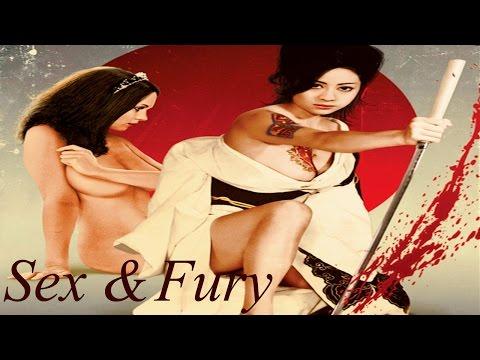 Sex & Fury (1973 Exploitation Japanese) (видео)