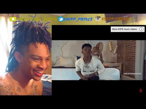"Yung Bleu ""Ice On My Baby"" (WSHH Exclusive - Official Music Video) REACTION!!"