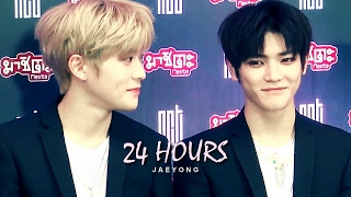 Jung Jaehyun x Lee Taeyong  24 HOURScredits to the rightful owners of the song, photos and videos used.
