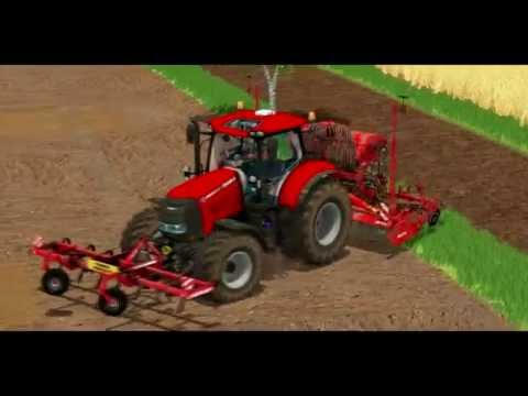 Kuhn HR 404 and Venta LC 402 v1.0