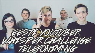 Kogusin kokku oma youtubei sõbrad ja tegime pisut pikema video teile. Minu teine Channel: http://goo.gl/t2Fn0s Instagram: ...