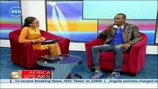 Africa Speaks 27th June 2015 From being a Street Boy to Entrepreneur