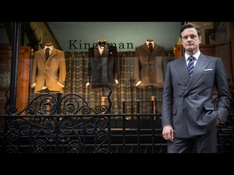 AMC Spoilers! – KINGSMAN: THE SECRET SERVICE Review